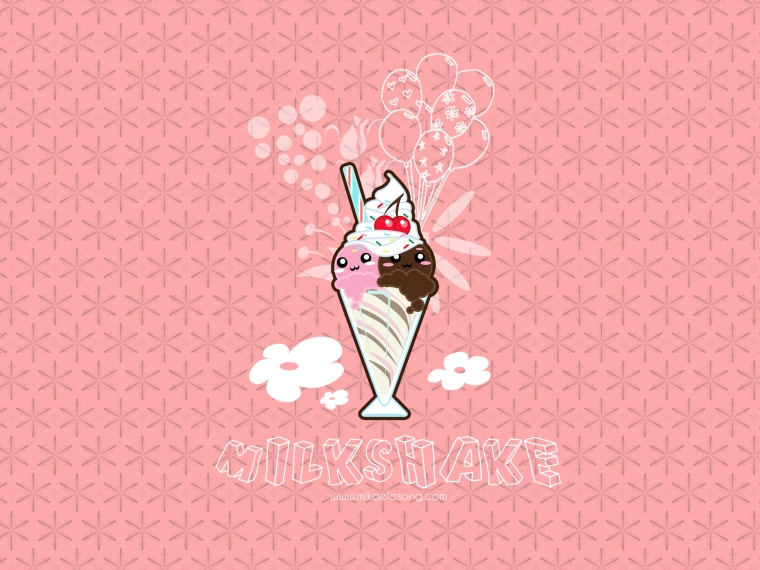 milkshake kawaii