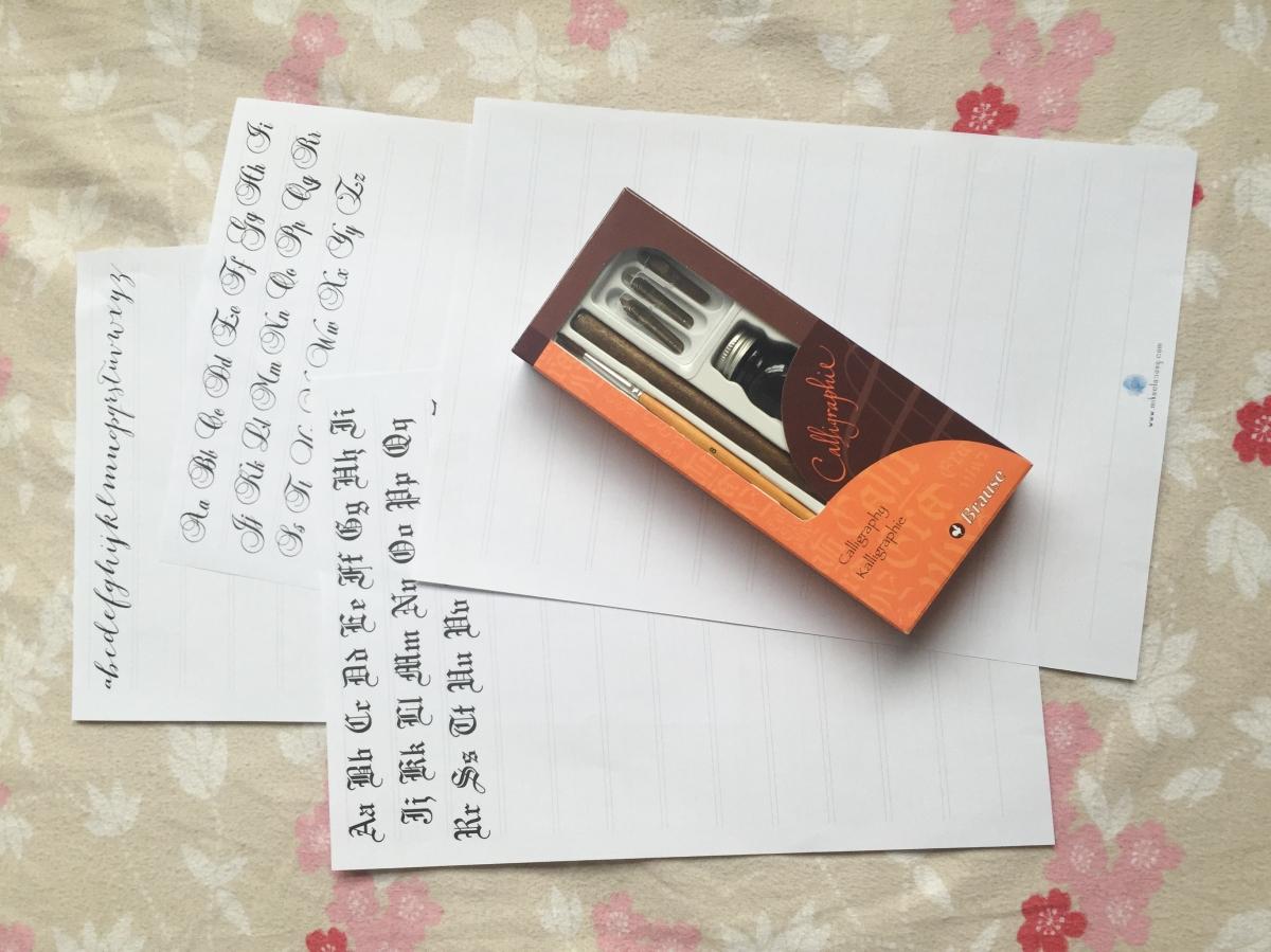 Calligraphy Kit For Beginners
